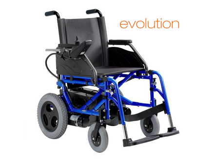 Cadeira Elétrica 'Evolution'