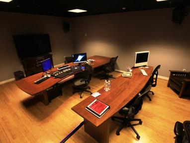 Custom Cherry Desk Shading Suite