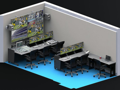 Inc Media Control Room