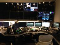 Broadcast Operations Custom Millwork