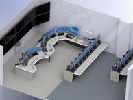 KNBC Robotics Control Room
