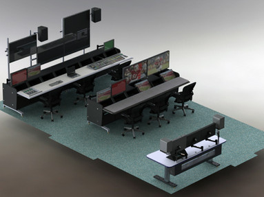 Stanford University Control Room