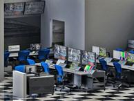 Seattle Seahawks Control Room Upgrade