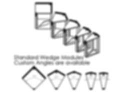 Standard & Custom Wedge Modules