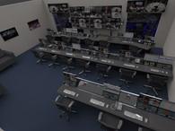 UFC Control room