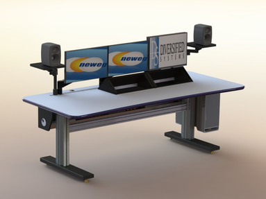 Corporate Content Editing Workstation