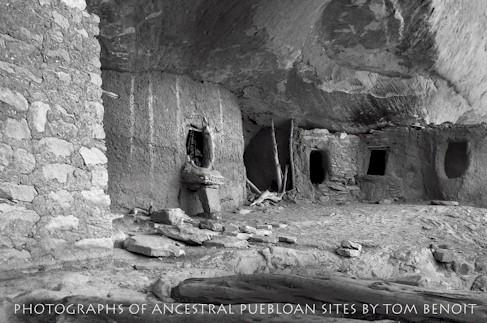 Puebloan Sites 2016
