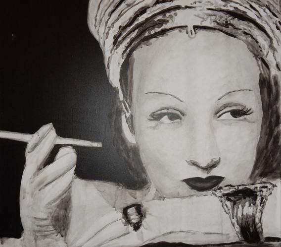Marlende Dietrich