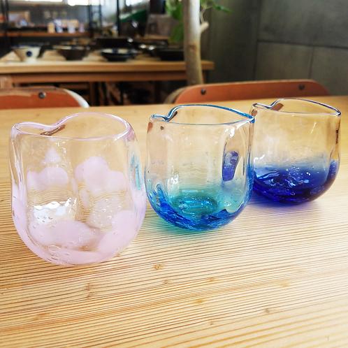 恋島ハートグラス