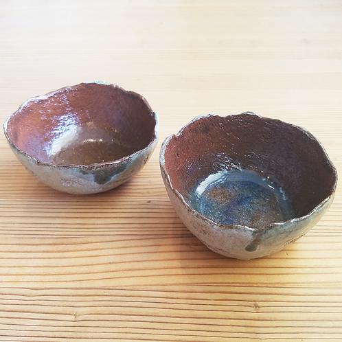 小鉢 マーブル模様