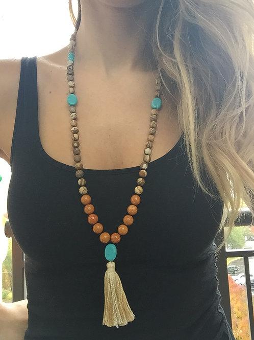 Turquoise, Jasper, Riverstone Zaza
