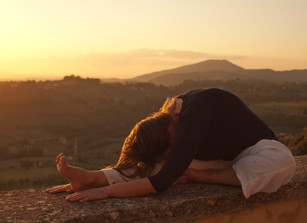 When East Meets West: Frontiers in Yoga