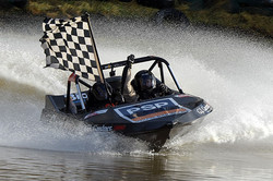 Ollie Chequered flag