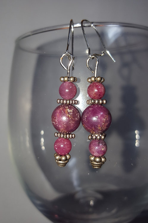 SOLD Natural Ruby Stones 1