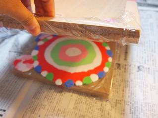 【kodomo design lesson】色と模様と形