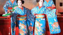 都をどりに見る日本のアイドル文化