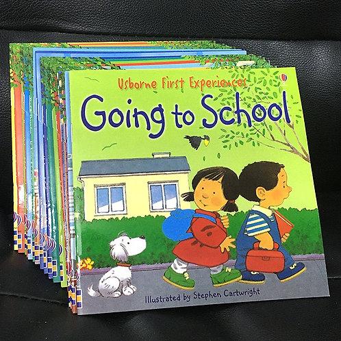 4 Books English Usborne Books for Children Kids Picture Books