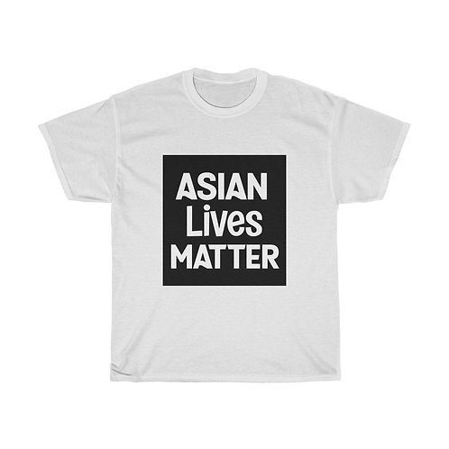 Asian Lives Matter Unisex Heavy Cotton T-shirt