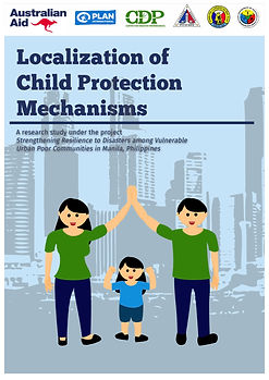 child-centered DRRM, child protection in emergencies