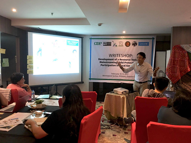 CDP, UNICEF develop child protection toolkit for LGUs