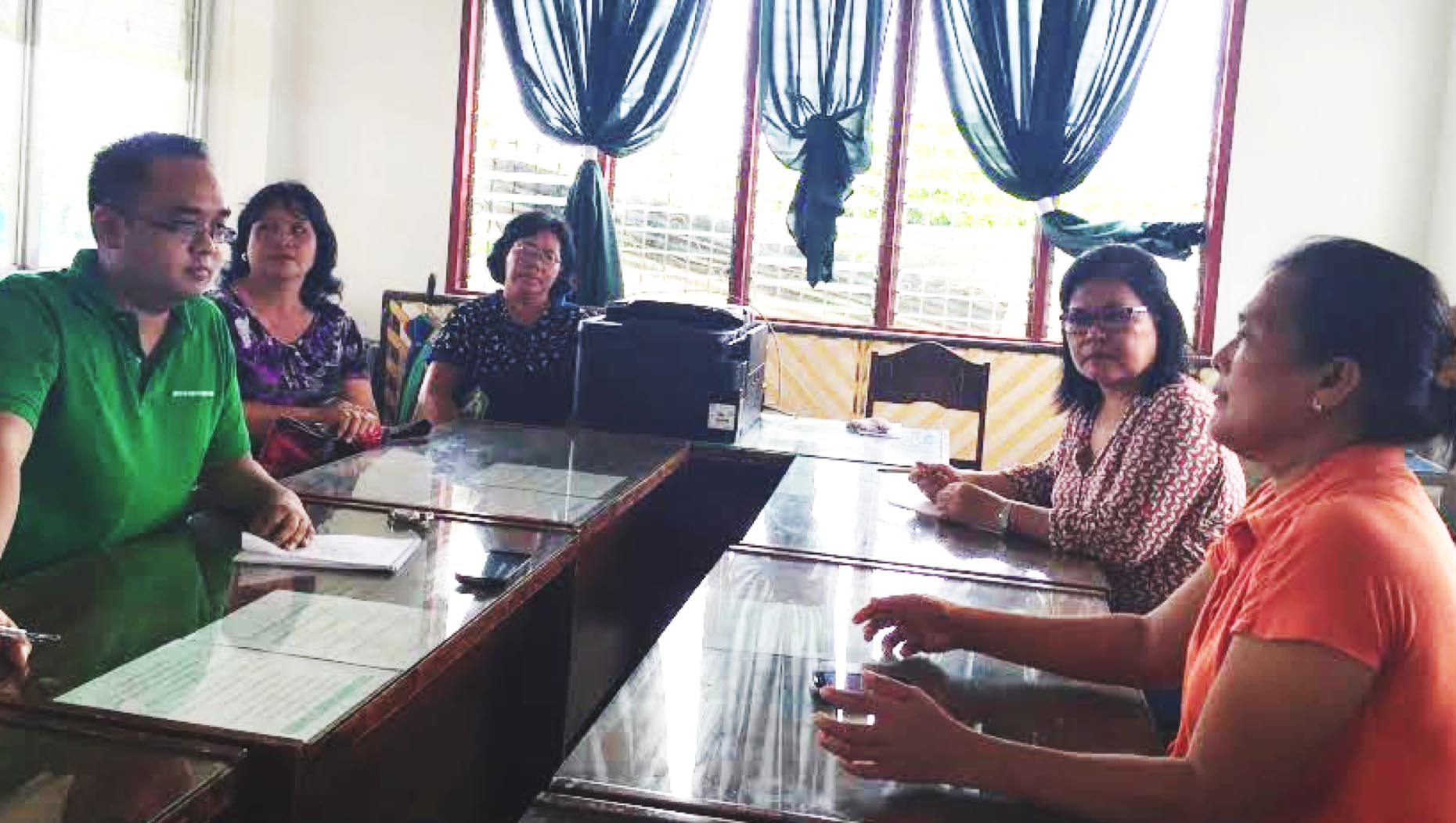 FGD with Women Community Leaders