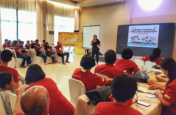 Zamboanga readies for purok-level family preparedness roll-out