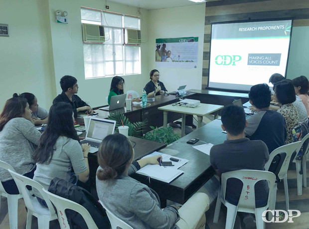 CDP, MAVC lead roundtable on tools that back accountability of gov't emergency aids