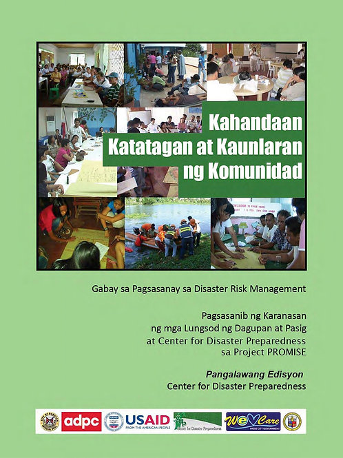 Kahandaan, Katatagan, at Kaunlaran ng Komunidad - 2nd Edition.pdf