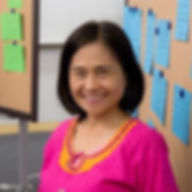CDP BOT President - Zenaida Delica-Willison