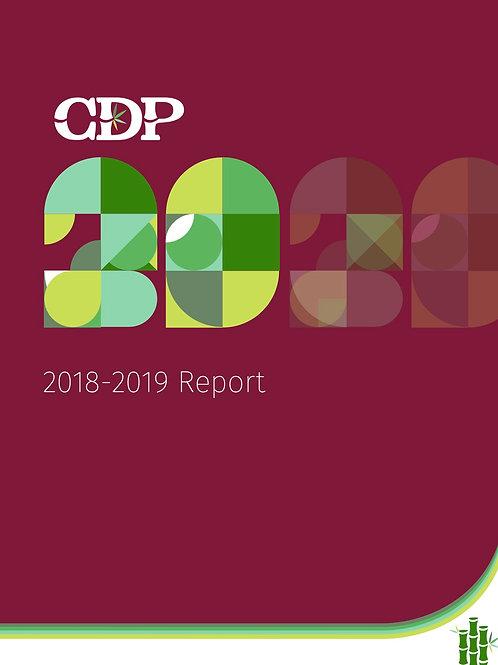 CDP 2018-2019 Report
