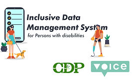 To develop a data gathering tool that would gather relevant information on persons with disabilities; aiding in the identification of persons with disabilities through the Washington Group of Questions (WGQ); along with their needs, vulnerabilities, and capacities before, during, and after a disaster.   Ultimately,the intended output of the project is the establishment of a comprehensive data management system for persons with disabilities at the municipal or city level.