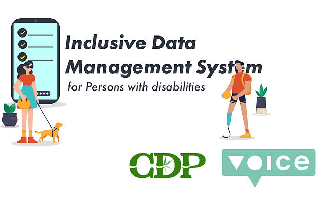 Inclusive Data Management System for Persons with Disabilities