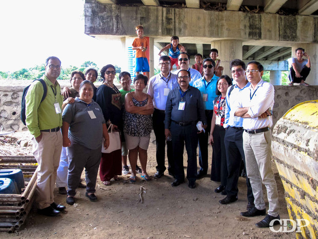 CDP holds study visit of Bihar Gov't officials from India thru ADPC