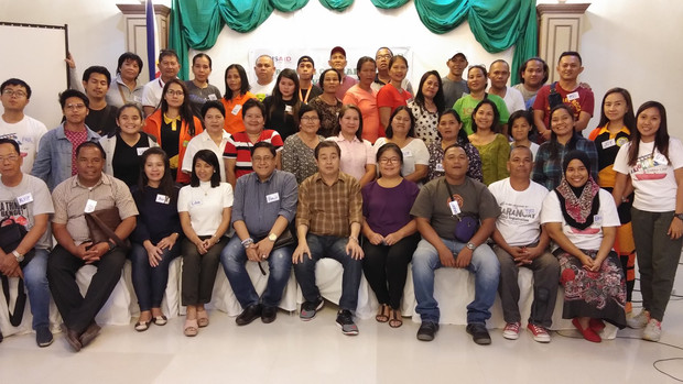 Family preparedness in Zamboanga Peninsula is underway