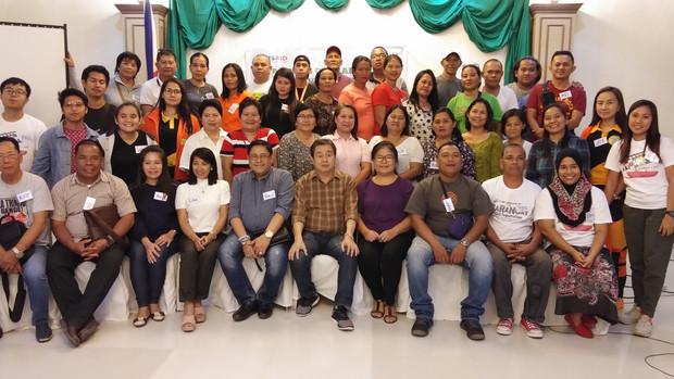 Family preparedness in Zamboanga Peninsula is underway
