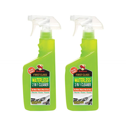 First Class Waterless 2 In 1 Cleaner 18.60 oz_2 Pack