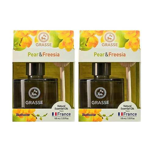 Grasse Diffuser_Pear & Freesia_2 Pack