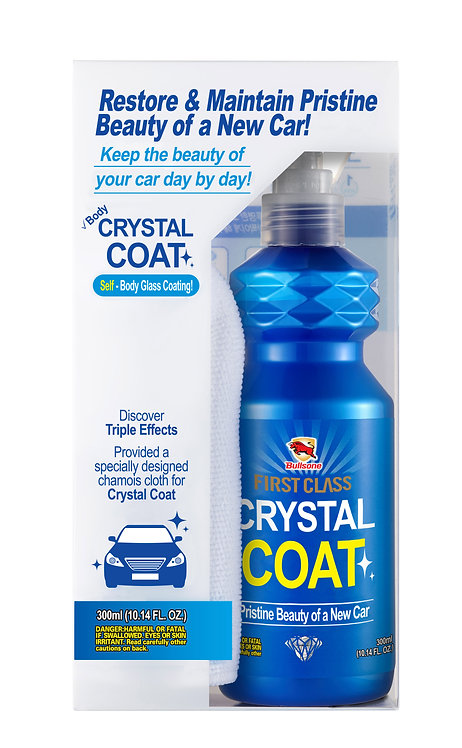 First Class Crystal Coat