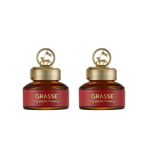 Grasse L'Esterel_Bulgarian Rose_2 Pack
