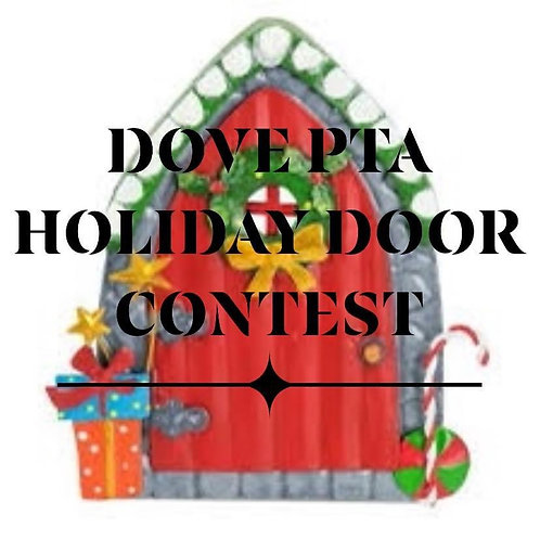 Holiday Door Contest Entry
