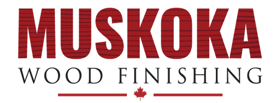 Muskoka Wood Finishing logo