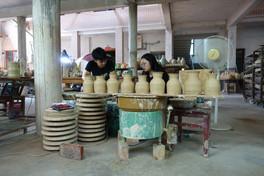 Trying to replicate a traditional Tong dynasty shape in Tongguan