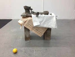Work at the RCA Dyson Gallery