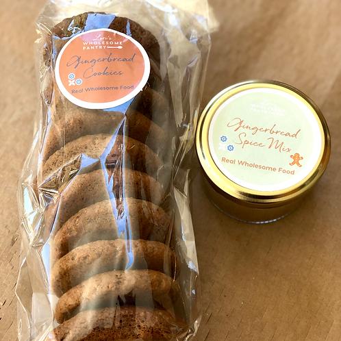 Gingerbread Pack