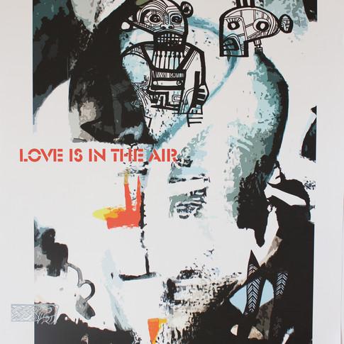Love is in teh air