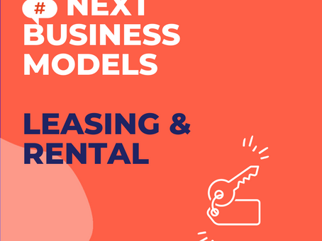 Leasing and rental: The business model of tomorrow?