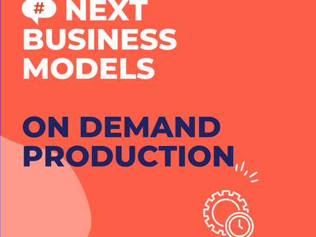 On demand production allows a better stock managment