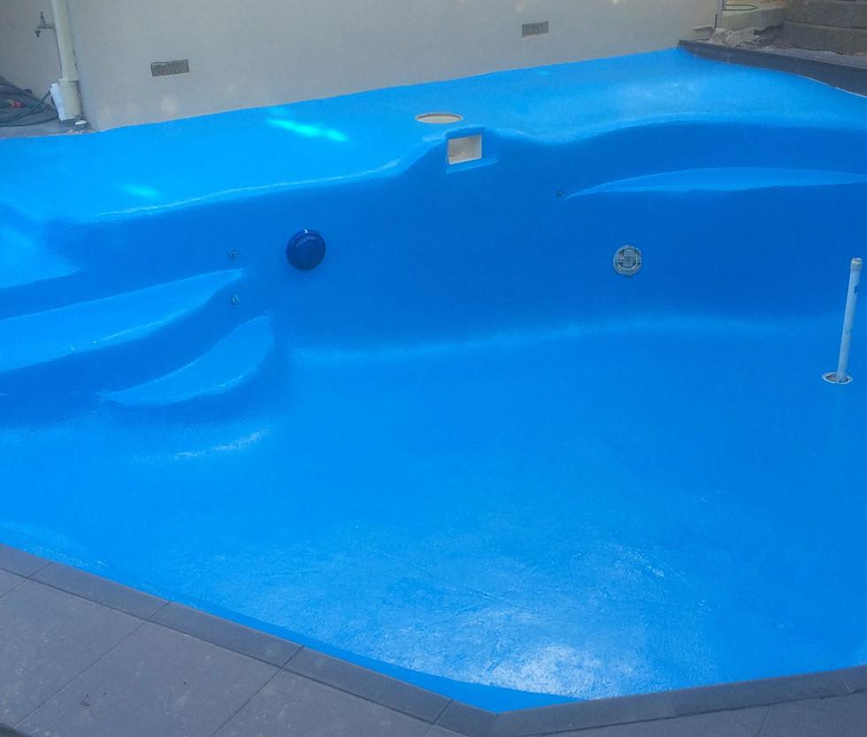 pool painting gold coast