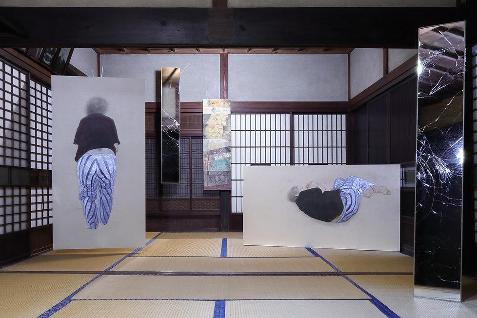 living in aging, elder, old, age, life, yuko imai
