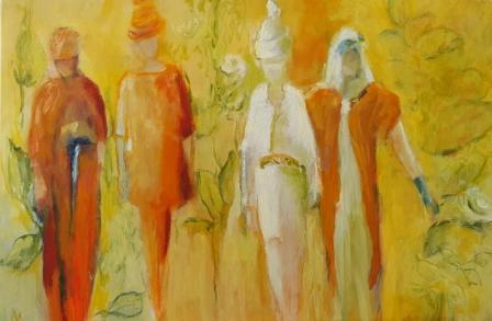 Marloes Molenaar - Catwalk120- 80 cm